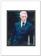 Christopher Walken Autograph Signed Photo - A View To A Kill
